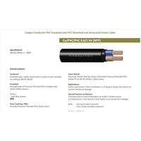 Kabel NYY Kabelindo 3 x 25 rm - SNI IEC 60502-1 : 2009