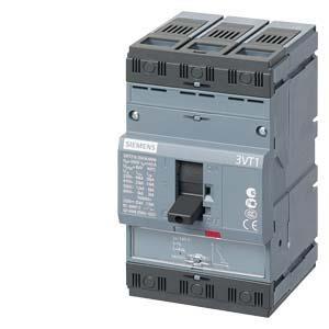 MCB / Circuit Breaker MCCB 3P 25kA 125~160A Type 3VT1716-2DC36-0AA0
