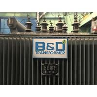 Distributor Trafo Distribusi Bambang & Djaya 2000KVA - Stepdown 20KV / 6.6kV - 3 Phase 3