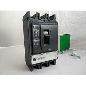 MCB / Circuit Breaker Schneider 3P 320A (160-400A) 36kA NSX 400F Mic 2.3