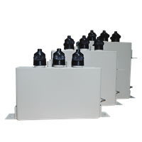 Capacitor Bank Shizuki Tipe RG-2 ; 415V ; 10 kVar