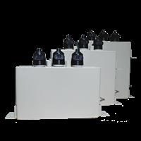 Capacitor Bank Bank Shizuki Tipe RG-2 ; 525V ; 20/10 kVAR