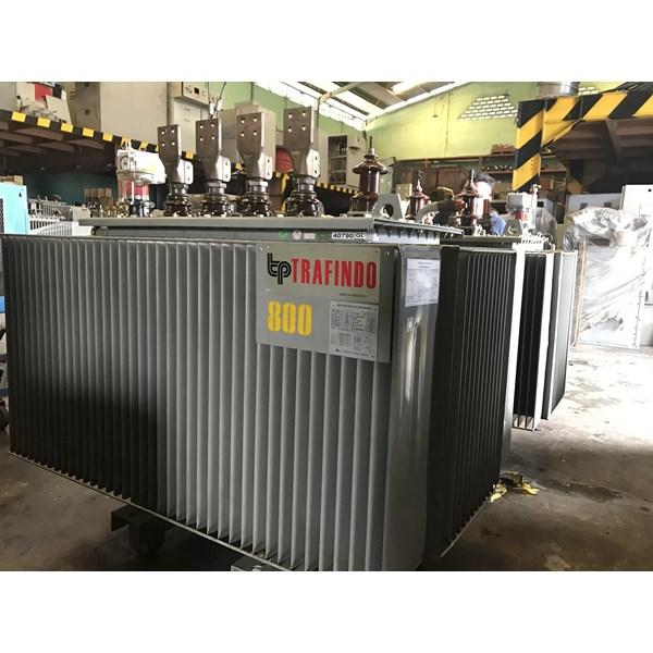 Trafo Trafindo 800 kVA  6600V to 380V  Dyn 5