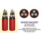 Kabel Listrik Supreme N2XSEY 3 x 150mm 4