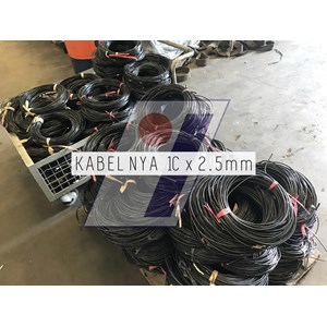 From Cable NYA 1C x 2.5 mm - 1 Roll 50 Meter 0