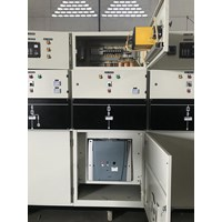 Distributor Panel Listrik Medium Voltage with VCB 3