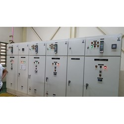 Pembuatan PANEL MVMDB LBS CUBICLE CAPACITOR MEDIUM VOLTAGE By Yokomindo Makmur Perkasa