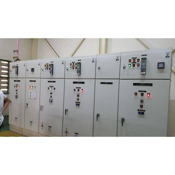 Foto Dari Pembuatan PANEL MVMDB LBS CUBICLE CAPACITOR MEDIUM VOLTAGE 0