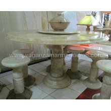 Onyx Full Marble Solid Onyx Table Marble Table