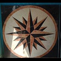 Beli Motif Marmer Mozaik Marmer Inlay Marmer Motif Lantai Marmer Mozaik Lantai Marmer 4