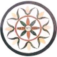 Motif Marmer Mozaik Marmer Inlay Marmer Motif Lantai Marmer Mozaik Lantai Marmer Murah 5