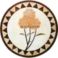 Motif Marmer Mozaik Marmer Inlay Marmer Motif Lantai Marmer Mozaik Lantai Marmer 1