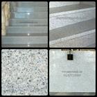 Tangga Granit Putih Bintik Hitam Import (T2) 1