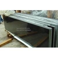Jual Tangga Granit Hitam Polos Import Ex.China (T3) 2