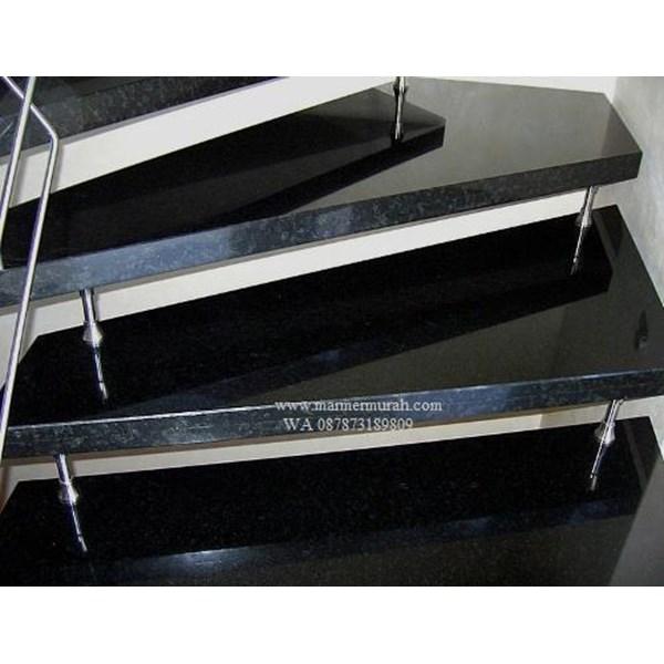 Tangga Granit Hitam Polos Import Ex.China (T3)