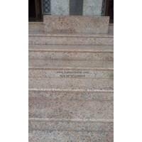 Jual Tangga Granit Pink Import (T8) 2