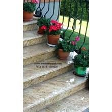 Tangga Granit Kuning Tangga Granit Jellow Import (
