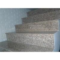 Jual Tangga Granit Coklat Tangga Granit Brown Import (T10) 2