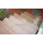 Tangga Granit Merah Orange Import (T11) 6
