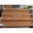 Tangga Granit Merah Orange Import (T11) 3