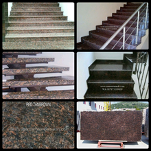 Dark Brown Granite Staircase Import (T12 Classifie