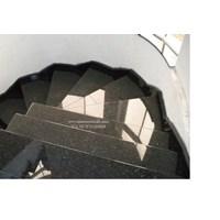 Dari Tangga Granit Hijau Tua Mata Kucing Import (T15) 4