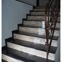 Marble Granite Staircase Ladder (T21)
