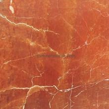 Marmer Rosso Alicante Marmer Merah Marmer Orange Marmer Italy-Slab