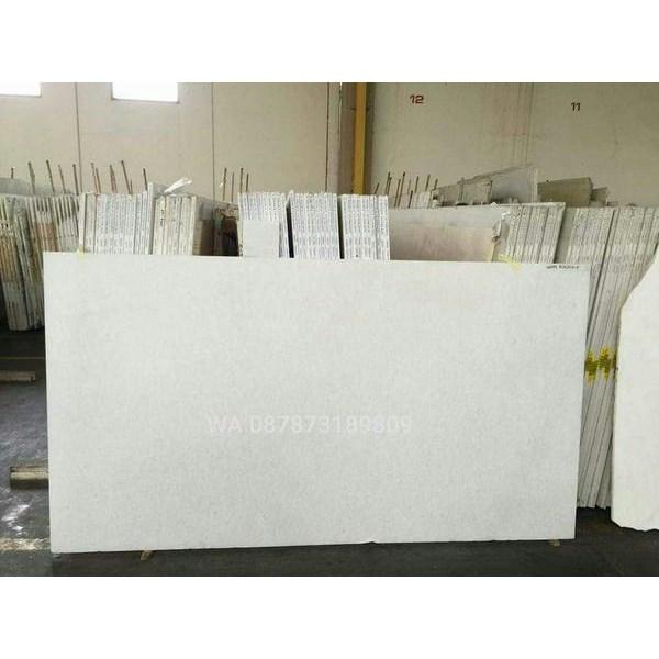 Marmer Snow White Marmer Putih Marmer White Import-Slab