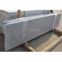 Granit Putih Bintik Hitam Granit Star White Granit Putih China-All Size