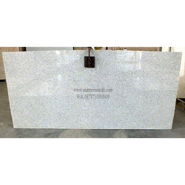Granit Putih Bintik Hitam Granit Bethel White America White