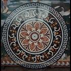 Motif  Marmer  Mozaik Marmer Inlay Marmer Motif Lantai Marmer Mozaik Lantai Marmer 6