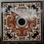Motif  Marmer  Mozaik Marmer Inlay Marmer Motif Lantai Marmer Mozaik Lantai Marmer 3