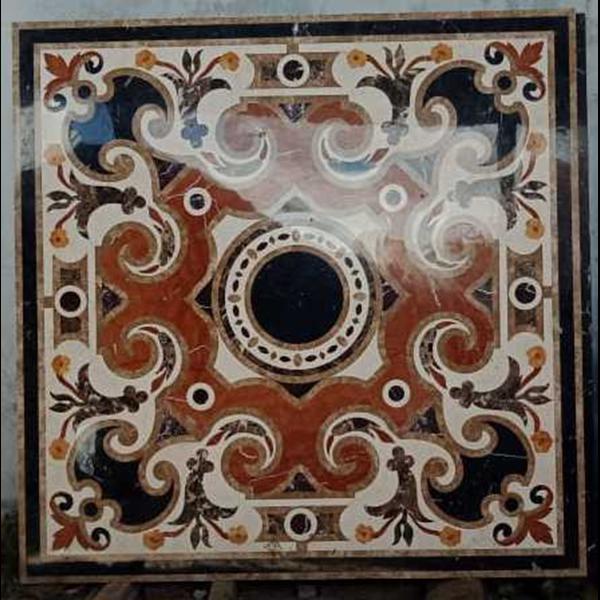 Motif  Marmer  Mozaik Marmer Inlay Marmer Motif Lantai Marmer Mozaik Lantai Marmer