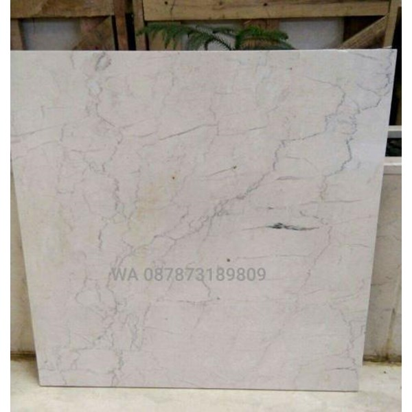 Marmer Ujung Pandang Uk 10X60-15x30-20x30-30x30-40x40-30x60-40x60-60x60 Cm Marmer Makasar Cream Light Marmer Lokal