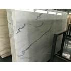 Marmer Carrara Marmer Putih Import Italy Slab 2