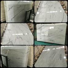Marmer Carrara Marmer Putih Import Italy Slab