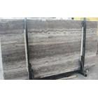 Marmer Travertine Grey Slab (TV 17) Travertine Import 4