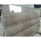 Travertine Silver  Marmer Travertine Import Turky-Slab 4
