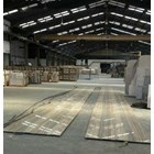 Travertine Silver  Marmer Travertine Import Turky-Slab 1