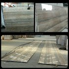 Travertine Silver  Marmer Travertine Import Turky-Slab 6