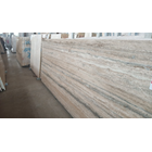 Travertine Silver  Marmer Travertine Import Turky-Slab 3