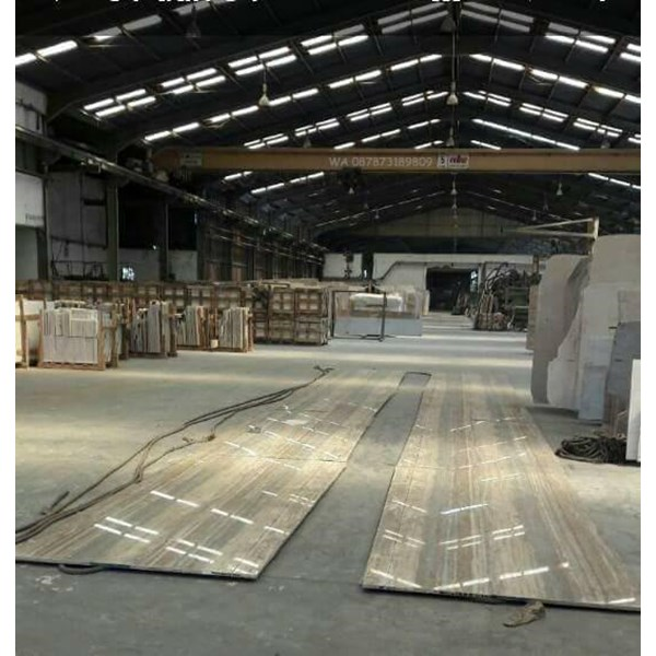 Travertine Silver  Marmer Travertine Import Turky-Slab