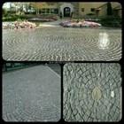 Batu Andesit Kobel Andesit Cobble Stone Paving Block Batu Alam Lokal 2