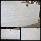 Marmer Statuario Venatino Marmer Putih Marmer White Italy-Slab 1