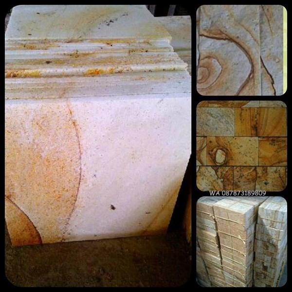Batu Palimanan RTM Batu Kuning Palimanan RTM Batu Alam Lokal