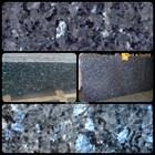 Granit Biru Granit Abu Granit Blue Pearl 1