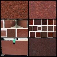 Granit Merah India (G 222) Granit Imperial Red Granit New Imperial Red