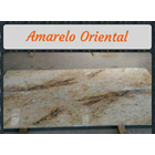 Granit Kuning Granit Amarelo Oriental Granit Kuning Import-Slab 4