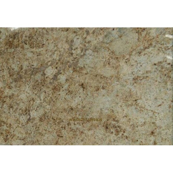 Granit Kuning Granit Amarelo Oriental Granit Kuning Import-Slab